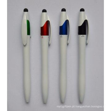 A mais popular caneta de 3 cores Itf323 com um toque de caneta