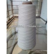 Fil de fermeture du sac 12/4 polyester