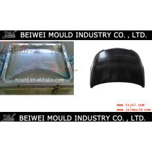 SMC Car Engine Hood Compression Mold