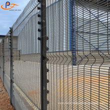 358 High Security Anti-Climb Prison Mesh Fence