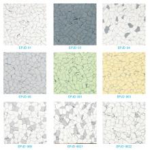 Azulejo antiestático del PVC del ESD del piso del PVC