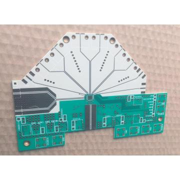 Antenne 2 couches RF PCB 433mhz