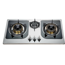 Three Burner Gas Stove (SZ-LX-214)