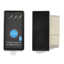 ELM327 Bluetooth con interruptor OBD2 Can Bus trabajo con Android