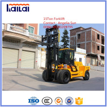 Forklift 15ton Big Forklift Made in China with Japanese Technology