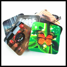 2015 Square 3D Cup Mat for Cup