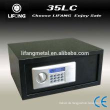 Hotel sicher Ningbo, Hotel-Safes für Verkauf, Hotel elektronischer digitaler safe