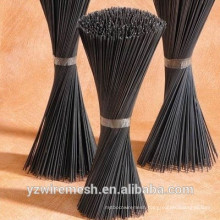 black annealed cutting wire for binding