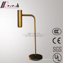 Wohnzimmer Dekorative Bronzen Eisen Lesetisch / Schreibtischlampe