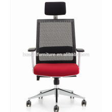 X3-59WA-MF Ergonomic high back swivel mesh office chair with armrest