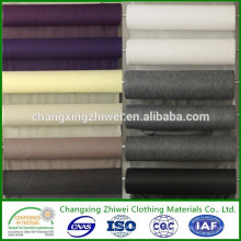 mezcla de revestimiento fusible no tejido pa y pes interlineado de tela, textiles para el hogar, zapatos, bolsos