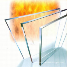 Fire Resistant Glass for Building, Door, or Fire Place
