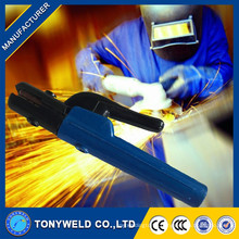 Holland type 500A welding electrode holder for arc welding machine