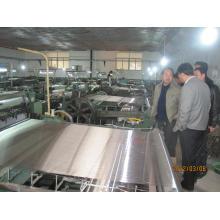 Tissu de fil d'acier inoxydable / tissu de treillis métallique
