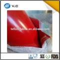 Easy Clean Hitzebeständig 0.30 mm Sondergröße rot schwarz weiß grau silber silikonbeschichtetes Stofftuch