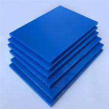 ग्रेड A नीले सफेद बेज रंग नायलॉन Pa66 पत्रक