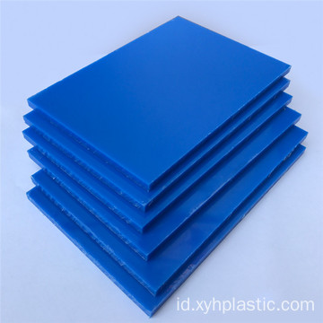 Lembar Nylon Warna Biru MC 901