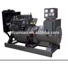 4 cylinder electric 40kw diesel generator hot sell in china