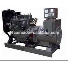 Venda quente do gerador diesel elétrico de 4 cilindros 40kw na porcelana