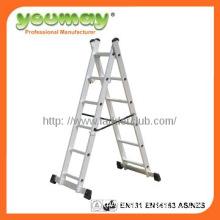 AS/NZS 1892.1:1996 Aluminum Scaffolding Ladder AM0406A/scaffold