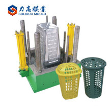 Factory directly sales quality assurance injection laundry basket plastic mold