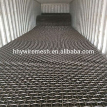 Verschleißfeste Brecher vibrierende Siebgewebe 65Mn Vibrator Siebgewebe