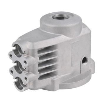 Kundenspezifisches Qualitäts-Druckgussteil-Aluminiumgehäuse