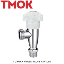 chromed покрынный для стиральной машины латунный угловой вентиль