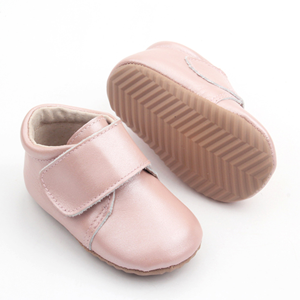 Baby Soft Leather Toddler Shoes
