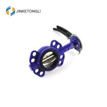 JKTLWD051 fabricantes de válvulas de hierro fundido tipo oblea en la India