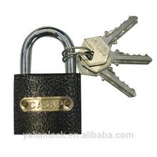 Russia Weatherproof plastic plated black iron padlock