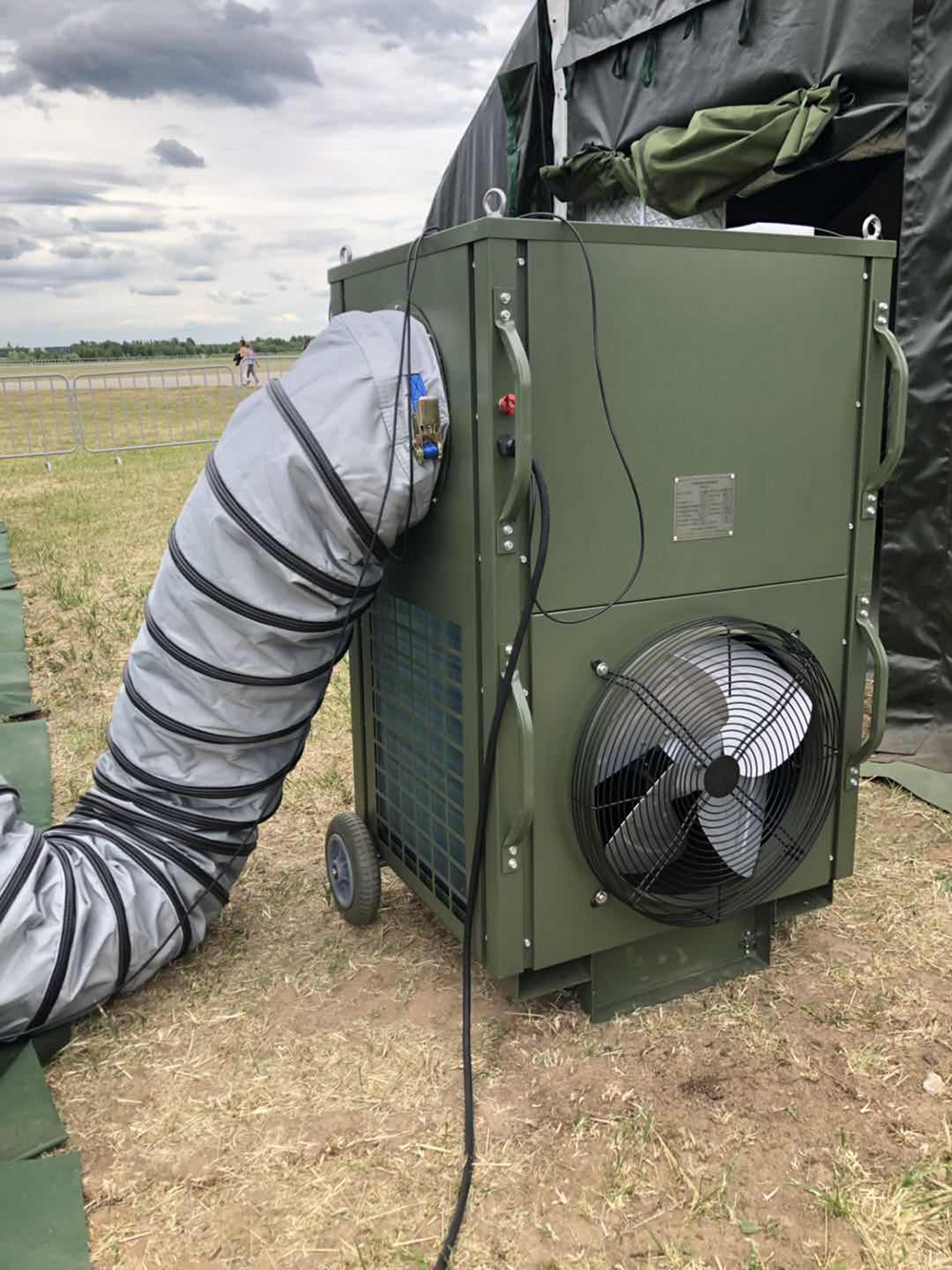 Air Conditioner for Medical Tent