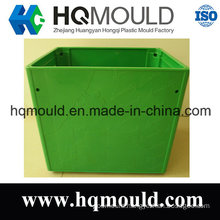 Customized Plastic 12 Bottle Beer Crate Injection Mould with High Quality