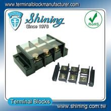 TB-300 Tipo de ensamblaje Plástico Conector de bloque de terminales Faston de 300 amperios