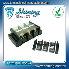 TB-300 Type d'assemblage Plastic 300 Amp Faston Terminal Block Connector
