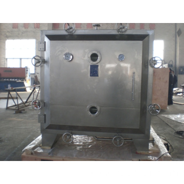Enviromental vacuum drying machine