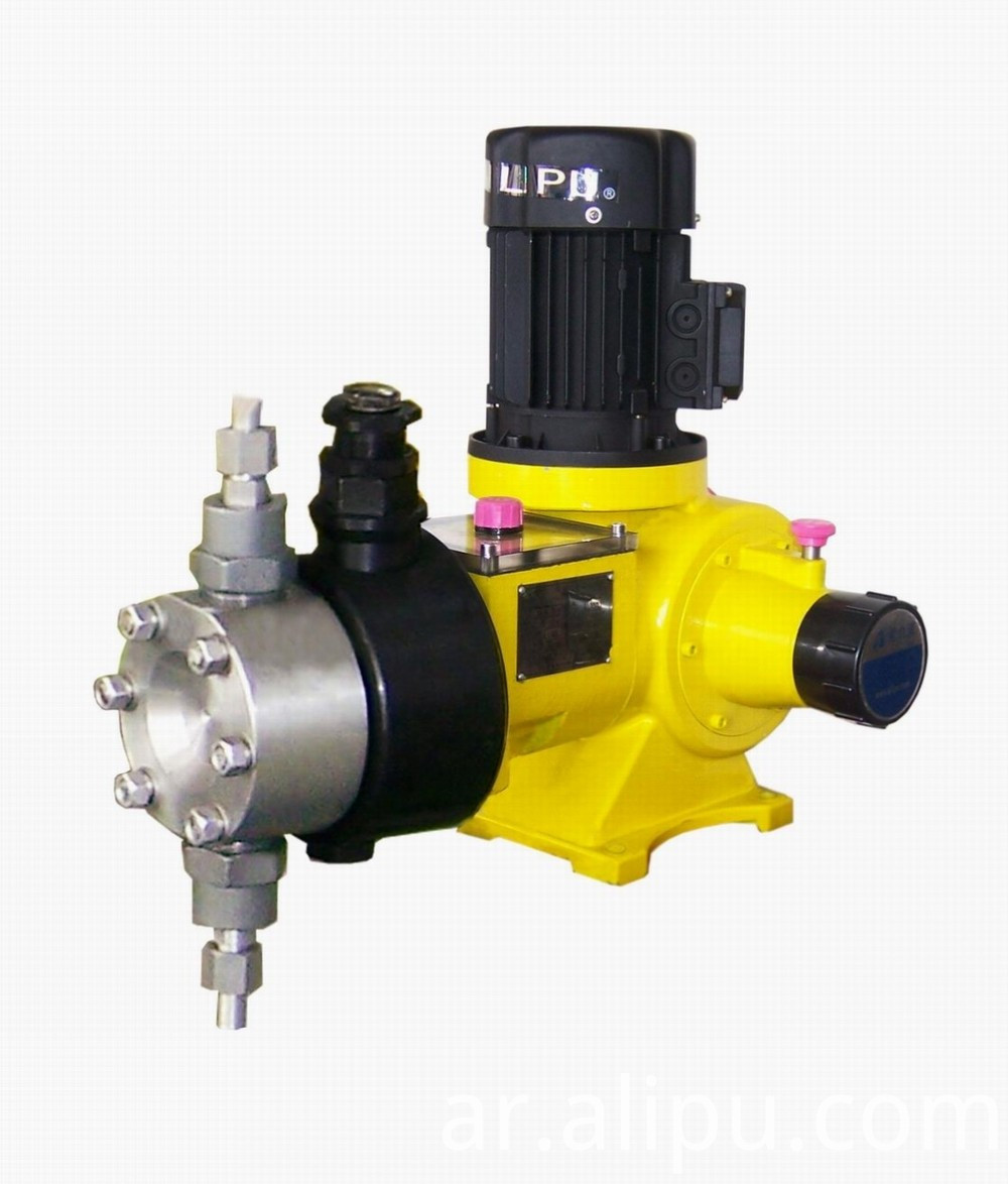 Hydraulic Diaphragm Mtering Pump