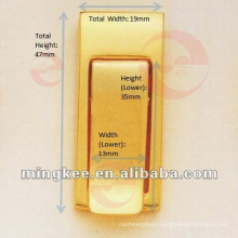 Rectangle Bag Lock (R12-219A)