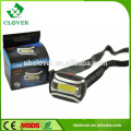 3W cob led power headlamp, waterproof led headlamp
