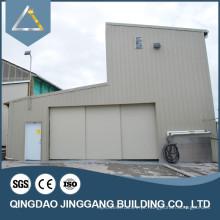 Estrutura de aço estrutura de metal casa de ovelha galvanizada