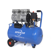 Cheap price 220v mini small portable 1hp medical dental outstanding oilless compresor silent oil free air compressor