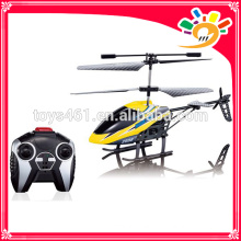 Juguete al por mayor de China Nuevo producto 2.4g 2 canales METAIL RC HELICOPTER Aleación de serie de helicóptero de control remoto