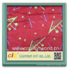 Fashion new design pretty polyester types of knitted fabric for printing