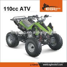 110cc мини сертификат CE Квадроциклы ATV КАВАСАКИ стиль