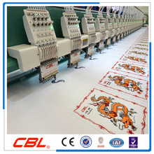 2015 hot sale in China high speed 24 heads computer embroidery machine