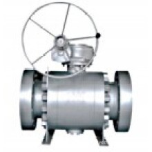 API Cast Trunnion Ball Valve in United States, Russia, Middle East and South America