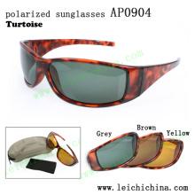 Esportes de esportes de óculos de sol polarizados