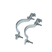 Immobility Clamp For Pole And Tower