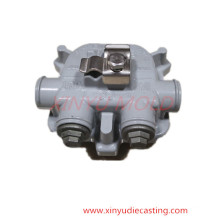 Factory best selling for Mechanical Parts Press Die Component Aluminium Valve Body Die supply to Azerbaijan Factory