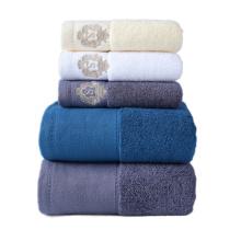Wholesale cotton 450g bath towel adults household hotel bathroom towels